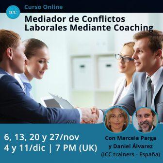 Online Course – Mediador de Conflictos Laborales mediante Coaching