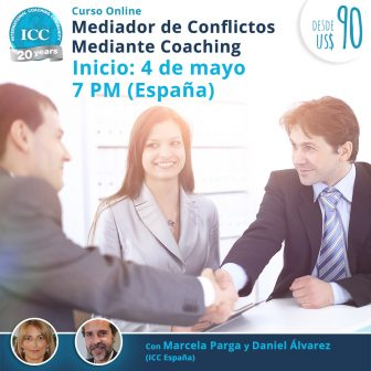 Online Course: Mediador de Conflictos mediante Coaching