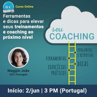 Curso online: Dicas e Ferramentas para elevar sua Formação e seu Coaching