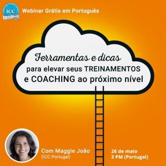 Webinar gratis: Ferramentas e Dicas para melhorar seu Coaching e sua Formação